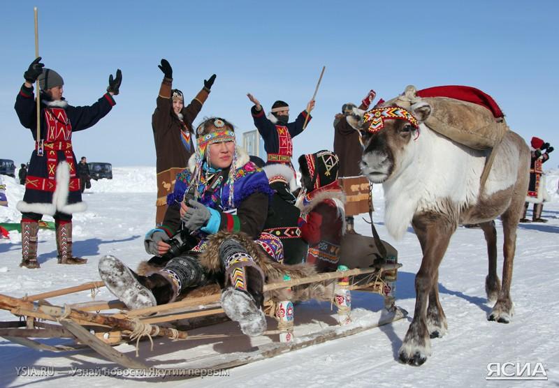 Nomadic Schools in Yakutia (2/3)