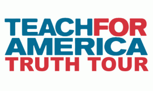 http://usas.org/2014/03/23/tfa-truth-tour-to-expose-dark-side-of-corporate-education-reform/